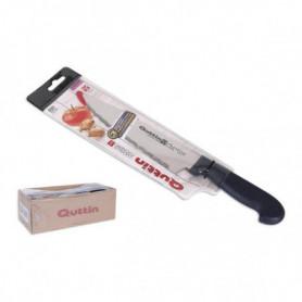 Kitchen Knife Quttin Acier inoxydable Noir (18 Cm)