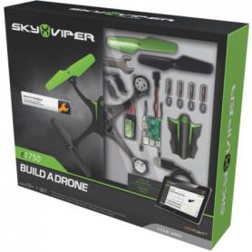 MODELCO Drone Sky Viper Stem - Noir et Vert