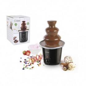 Fontaine de chocolat Kiwi KG-5806 200 g 90W Noir