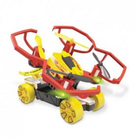 MONDO - Hot Wheels - Pack 2 en 1 - Drone + Véhicule