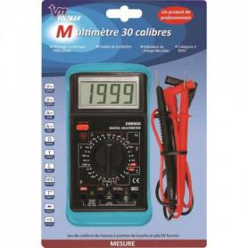 VOLTMAN Multimetre numérique 30 Calibres