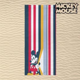 Serviette de plage Mickey Mouse 77996