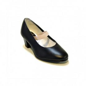 Chaussures de Flamenco pour Femmes Zapatos Flamenca