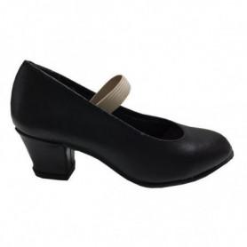 Chaussures de Flamenco pour Femmes Zapatos Flamenca 125 Clou de girofle
