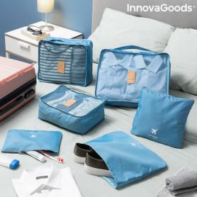 Ensemble de sacs de rangement pour bagage Luggan InnovaGoods 6 Pièces