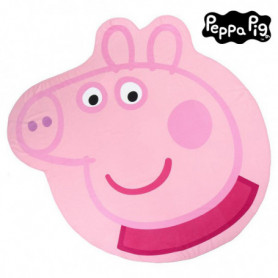 Serviette de plage Peppa Pig 75510 Rose