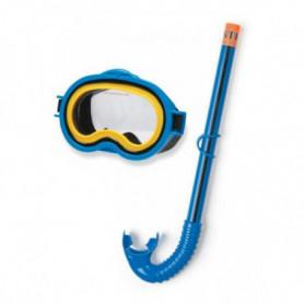 Masque de Plongée avec Tube pour Enfants Intex