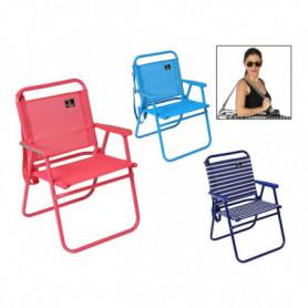 Chaise de plage Pliable (57 X 57 x 79 cm)