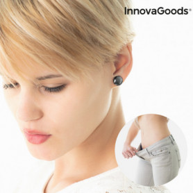 Boucles d'oreilles Amincissantes Biomagnétiques Slimagnetic