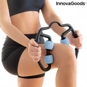 Automasseur musculaire à rouleaux Rolax InnovaGoods