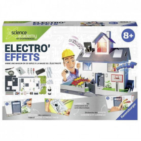 RAVENSBURGER Electro'Effets - Jeu Educatif - Sciences