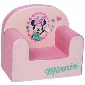 DISNEY Fauteuil droit déhoussable Minnie - 25 cm