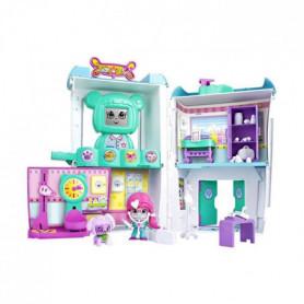 PINYPON - Coffret clinique vétérinaire + 2 figurines