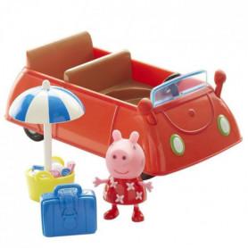 PEPPA PIG en Vacances la Voiture de Peppa