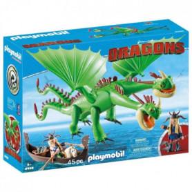 PLAYMOBIL - 9458 - Dragons - Kognedur et Kranedur