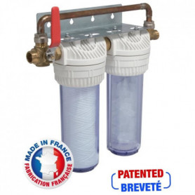AQUAWATER Station de filtration anti-tartre