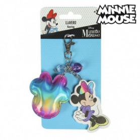 Porte-clés 3D Minnie Mouse 74147 Multicouleur