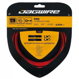 JAGWIRE Kit de frein Hydraulic Hose - Rouge