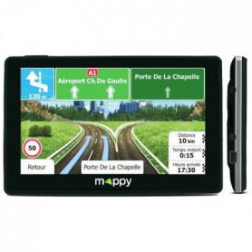 """MAPPY ITI E438 Navigateur GPS 4.3"""" Carte a vie"""