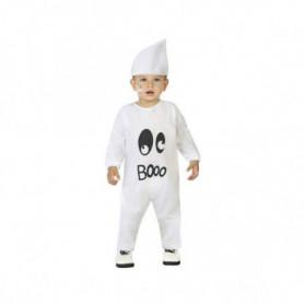 Déguisement pour Bébés Fantôme Blanc (2 Pcs)