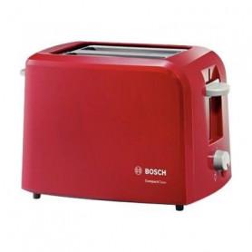 BOSCH TAT3A014 Grille-pain CompactClass - Rouge