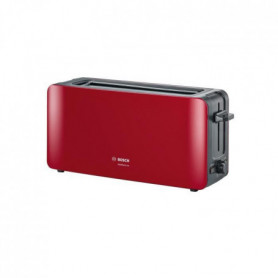 BOSCH TAT6A004 Grille-pain ComfortLine - Rouge