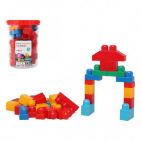 Boîte avec blocs de construction 114621 (35 pcs)