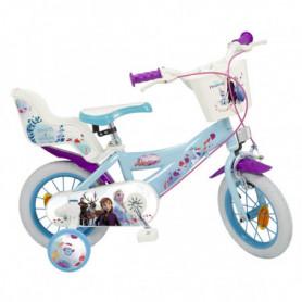 """Vélo pour enfants Frozen 12"""" Bleu clair"""