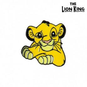 Broche The Lion King Métal Jaune