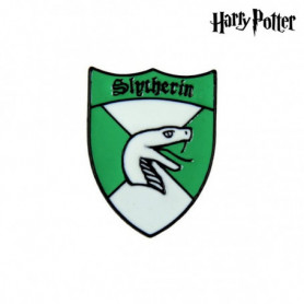 Broche Slytherin Harry Potter Métal Vert