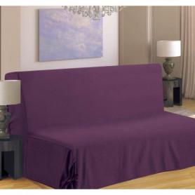 Housse de canapé BZ 140x190 cm violet