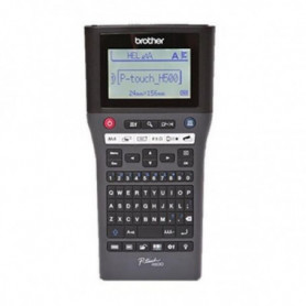 Etiqueteuse Portable Electrique Brother PTH500ZX1