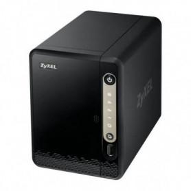 "Stockage en Réseau NAS ZyXEL NAS326-EU0101F 2 x 2.5"" - 3.5"" SATA II"