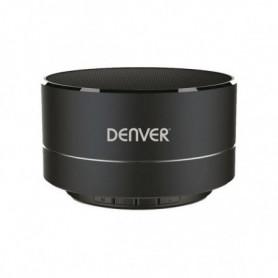 Enceinte Bluetooth Sans Fil Denver Electronics BTS-32 3W Noir