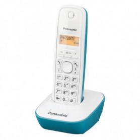 Téléphone Sans Fil Panasonic KX-TG1611SPC DECT Blanc