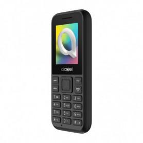 """Téléphone Portable ALCATEL 1066D 1,8"""" QQVGA Bluetooth Noir"""