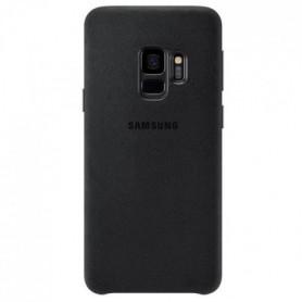 Samsung Coque en Alcantara S9 - Noir