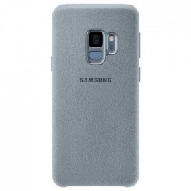 Samsung Coque en Alcantara S9 - Vert