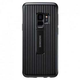 Samsung Coque Renforcée Stand S9 - Noir