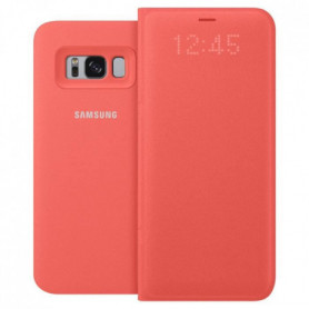 Samsung LED View cover S8+ Rose
