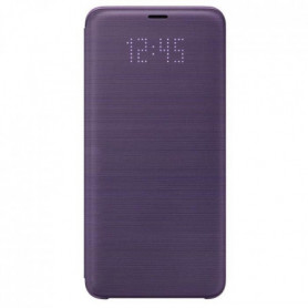 Samsung LED View Cover S9+ Violet