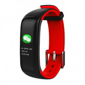 "Bracelet d'activités BRIGMTON BSPORT-15-R 0,96"" OLED 150 mAh Bluetooth"