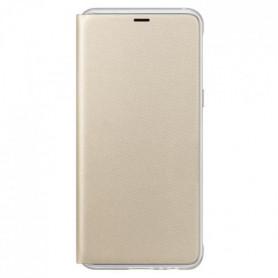 Samsung Neon Flip Cover A8 - Or