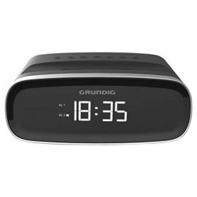 Radio-réveil Grundig SCN 120 LED AM/FM 1W