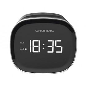 Radio-réveil Grundig SCN 230 LED AM/FM 1,5 W