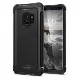 Spigen Pro Guard Pour Galaxy S9 Noir