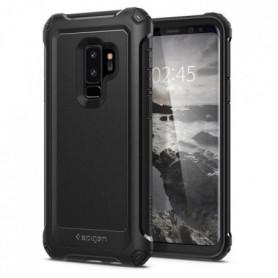 Spigen Pro Guard Pour Galaxy S9+ Noir