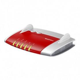 Modem sans fil Fritz! Box4020 2,4 GHz 450 Mbps Blanc Rouge