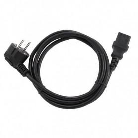 Câble d'Alimentation GEMBIRD PC-186-VDE (1,8 m) Noir