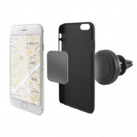 Support Magnétique pour Téléphone Portable pour Voiture KSIX 360°